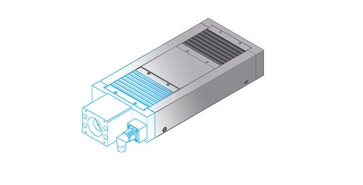 Motoric linear slides