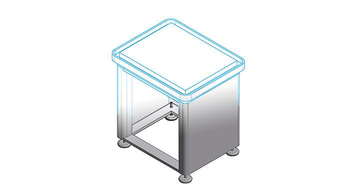 Machine table